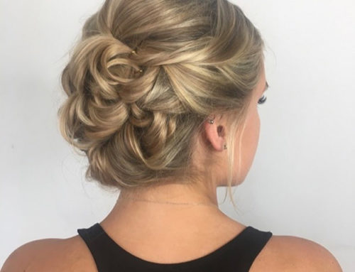 Great party hair